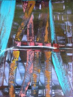 Dreamweaver, Painting, Acrylic on Canvas
