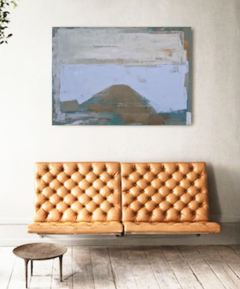 Oil painting, canvas art, stretched,