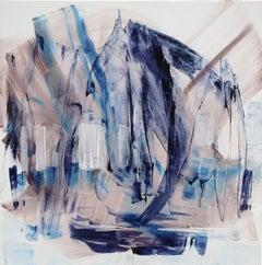 Vibrational Match, Painting, Acrylic on Canvas