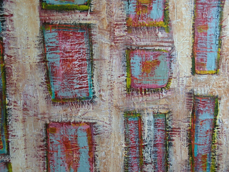 Homebound, Painting, Acrylic on Canvas For Sale 2