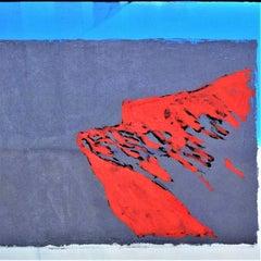 Sunrise, Painting, Acrylic on Canvas