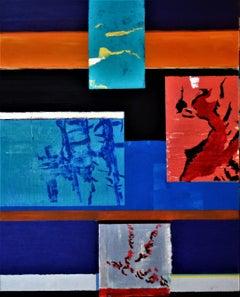 Wonderland 2019, Painting, Acrylic on Canvas