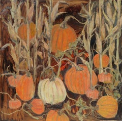 Great Pumpkin, Painting, Oil on Canvas