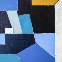 Geometry II, Painting, Acrylic on Canvas