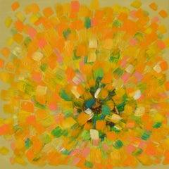 Papaya, Painting, Acrylic on Canvas