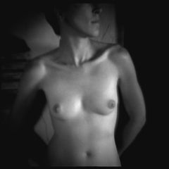 NUDE STUDY, Photograph, Archival Ink Jet