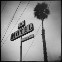 SURF MOTEL, Photograph, Archival Ink Jet