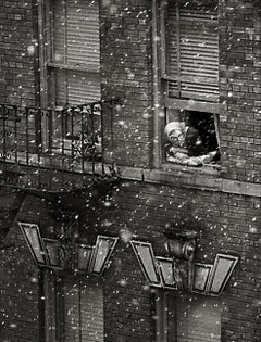Snow Woman, Photograph, Archival Ink Jet