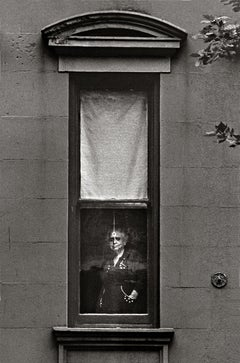 E. Side Dowager, Photograph, Archival Ink Jet