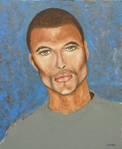 Jeremy, Painting, Oil on Canvas