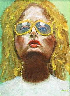 Heidi, Painting, Oil on Canvas