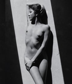 Nude With Raised Arm, Photograph, Archival Ink Jet