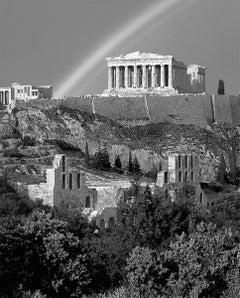 "Huber R. Schmid-The Acropolis, Athens-72"" x 54""-Poster-2000-Photography,"