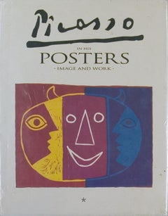 Picasso in his Posters Work - Image and Work, Vol. 1