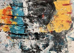 Abstract # 422 Painting by Jakob Gold, Painting, Acrylic on Canvas