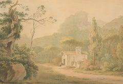 After John Warwick Smith - 19th Century Watercolour, Landscape
