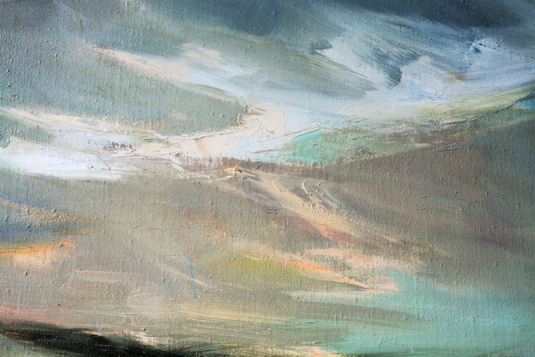 DUNES LXXI, Painting, Oil on Canvas For Sale 2