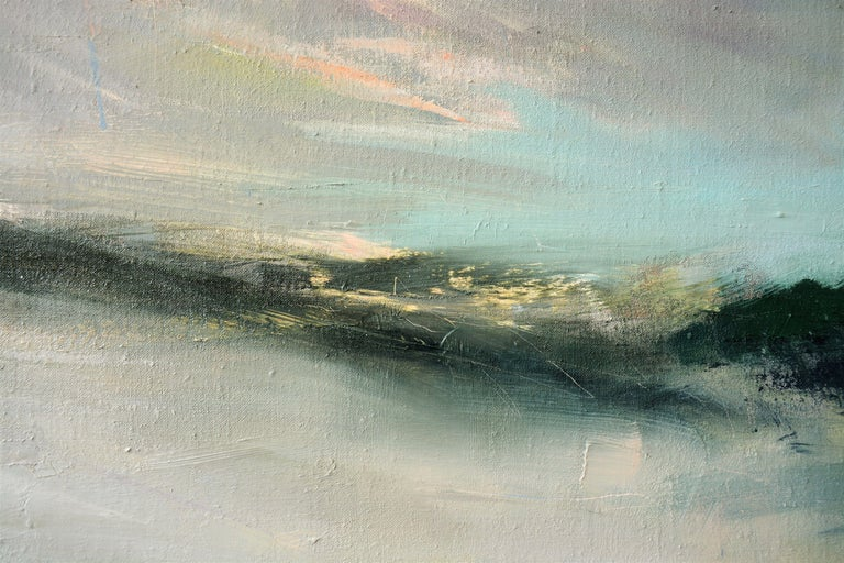 DUNES LXXI, Painting, Oil on Canvas For Sale 3