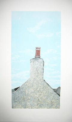 Roanheads Chimney #3 (Scotland), historic architecture