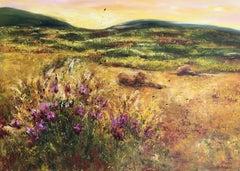 Toscana. Autumn, Painting, Oil on Canvas