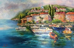 Greece, Painting, Oil on Canvas
