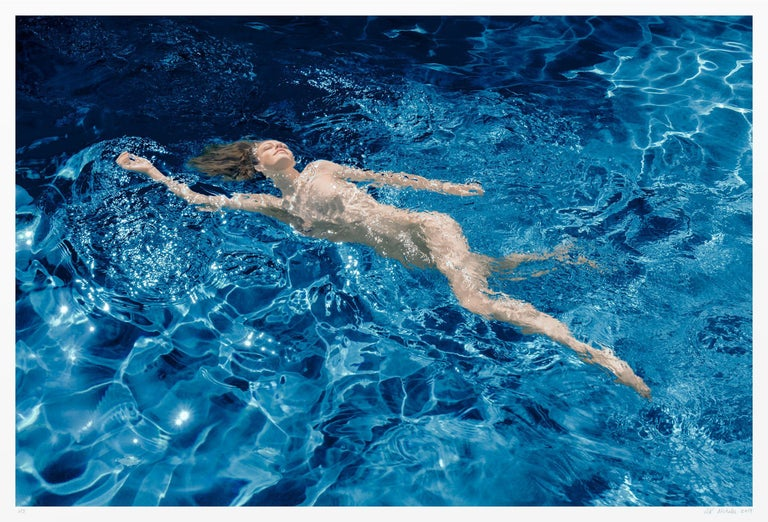 A K Nicholas Color Photograph - Endless Summer, Photograph, Archival Ink Jet