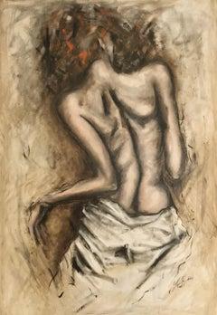 Vita, Painting, Oil on Canvas