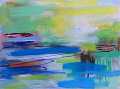 Everglades, Painting, Oil on Canvas