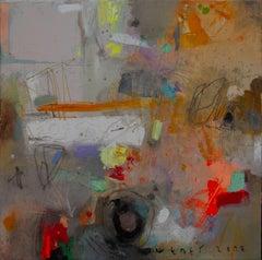 Jungle Art1, Painting, Oil on Canvas