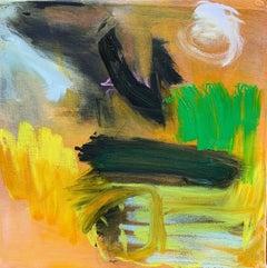 Goodnight Moon, Painting, Oil on Canvas