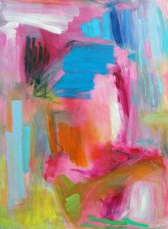 Tropics, Painting, Oil on Canvas