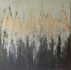 Frozen, Painting, Oil on Canvas