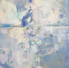 Lavande, Painting, Acrylic on Canvas