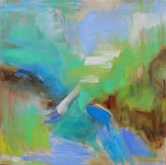Spring Thaw, Painting, Oil on Canvas