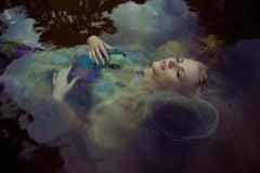 Blue Fantasy, Photograph, C-Type