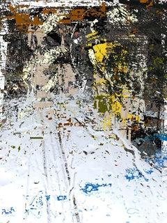 Footsteps, Digital on Paper