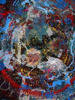 Implosion, Digital on Paper