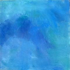 Meditation, Painting, Oil on Canvas
