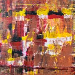 "Serengeti  30"" x 30"", Painting, Acrylic on Canvas"