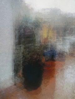Butano, Painting, Oil on Wood Panel