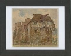 Charles Edward Hannaford RBA (1863-1955) - Late 19th Century Watercolour