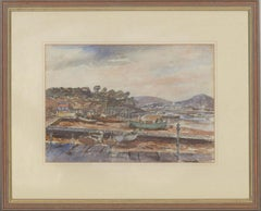 Alfred Burgess Sharrocks PRCamA (1919-1988) - Mid 20th Century Watercolour