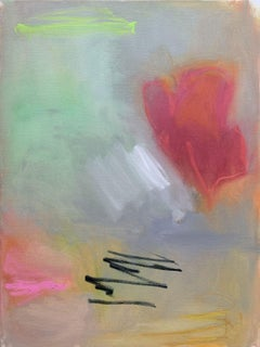 Love in the Air, Painting, Oil on Canvas