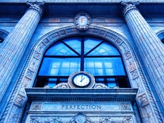 THE PERFECT BLUE Chicago Blues, Photograph, Archival Ink Jet
