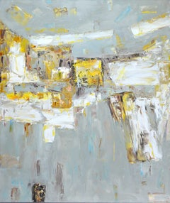Abstraction 15, Painting, Oil on Canvas