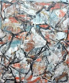 Collision Avoidance, Painting, Oil on Canvas