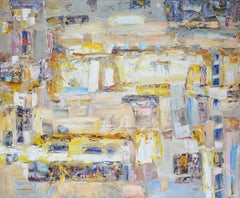 Abstraction 12, Painting, Oil on Canvas
