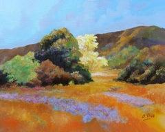4806 Frondosidad, Painting, Oil on Canvas