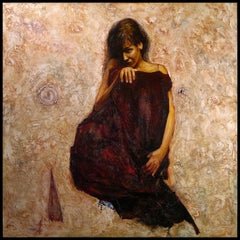 Innocentia, Painting, Oil on Canvas