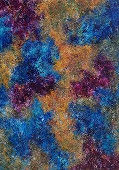 Guarda fuori, Painting, Acrylic on Canvas